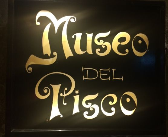 Drink a Pisco Sour, the national drink of Peru, along with many fancy varieties at the great bar/restaurant in Cusco - the Museo Del Pisco.  Copyright 2014 Michael McLaughlin.