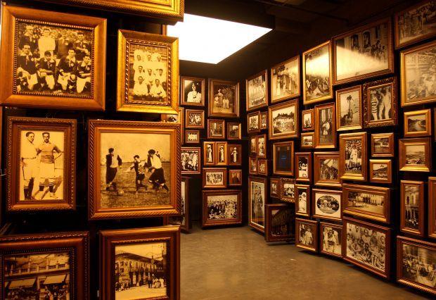 Museu do Futebol. São Paulo, Brazil