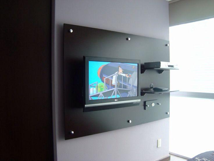 M s de 25 ideas incre bles sobre muebles para pantallas en - Muebles para televisiones planas ...