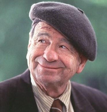 Walter Matthau, actor. Movies Grumpy Old Men, Dennis the Menace   1920-2000