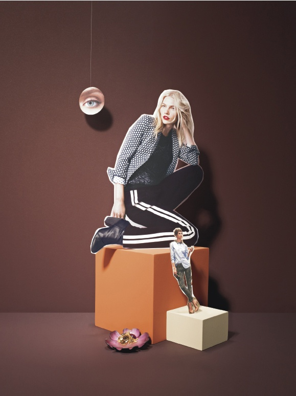 Nordstrom August Catalog :: seriously want to design the Nordstrom catalogs