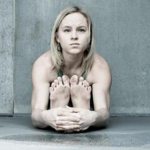 A teacher who once struggled with anorexia recently launched a fundraiser to offer yoga to eating disorder treatment centers across the country.