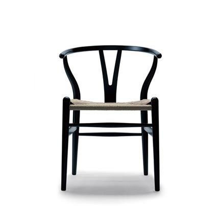 CH24 spisebordsstol, sortlak./eg, Hans J. Wegner, Carl Hansen & Søn I need two more of these chairs