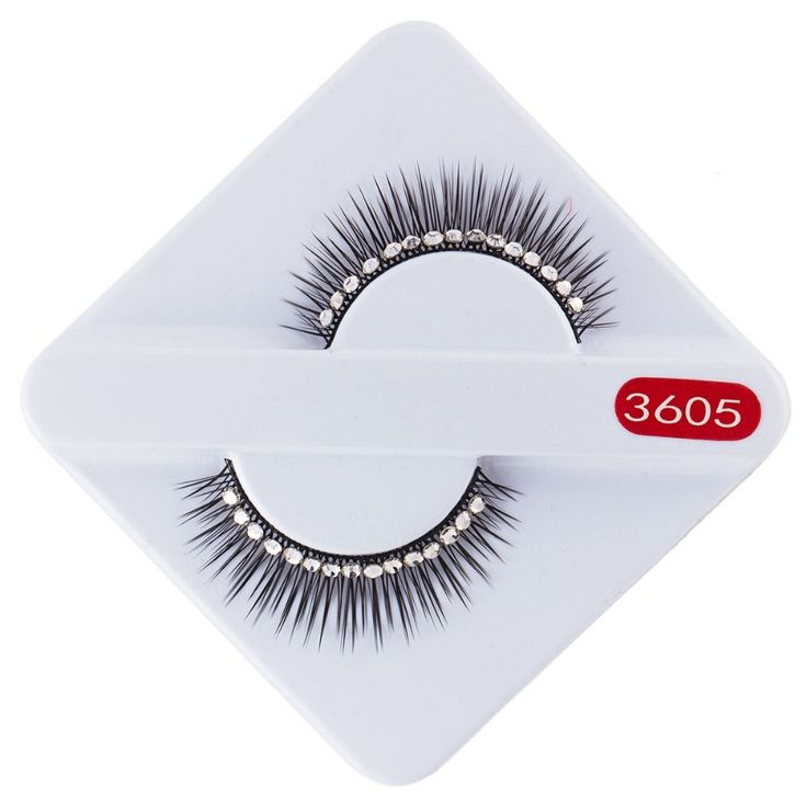 Best 1 Box Set Eyelash Super Soft Black Curl Type, Charming Bright Nutural Artificial Eyelash Fake False Eye Lash Free Shipping