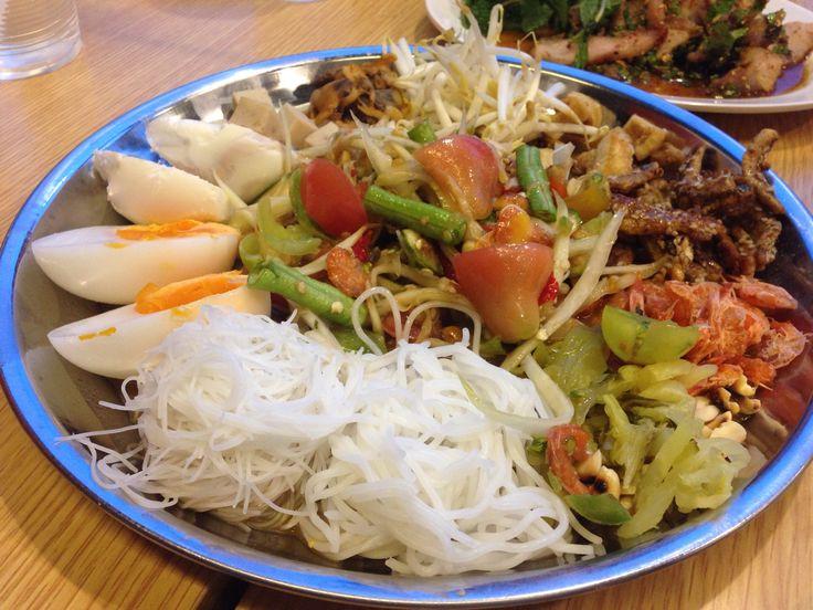 Duncan S Thai Kitchen Pad Thai
