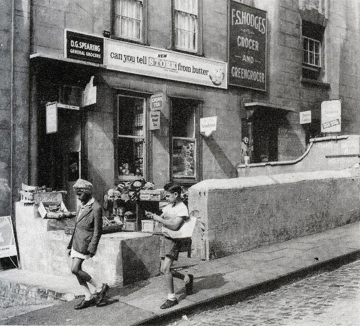 1950s Marlbrough Hill, Kingsdown, Bristol BS2