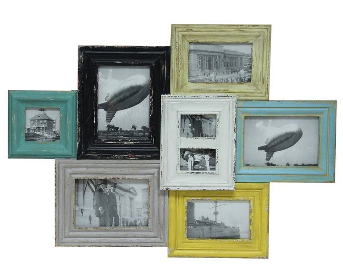 The Austin Collage Frame - Large from Urban Barn is a unique home decor item. Urban Barn carries a variety of New Accents and other  products furnishings.