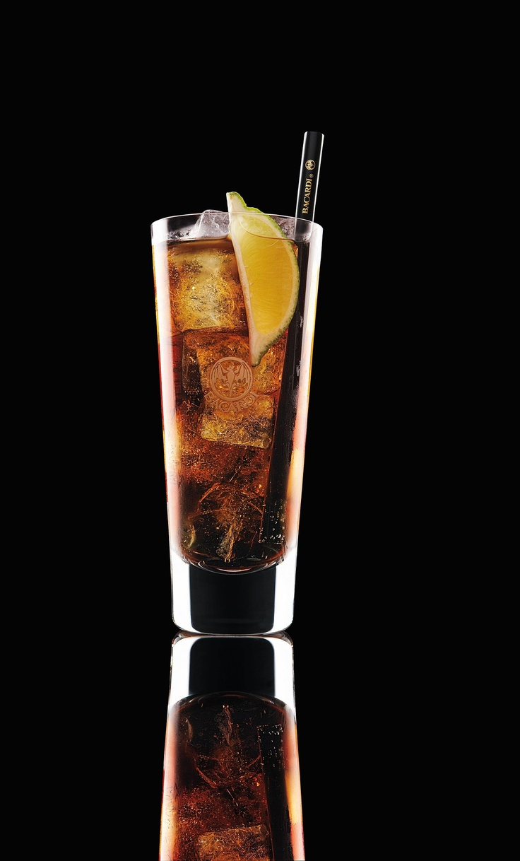 40 best images about bacardi on pinterest food and for Best soda with rum