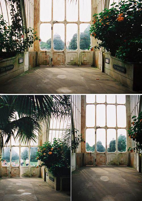 what an inspiring room for a studio - Wintergarten Entwirft Irland