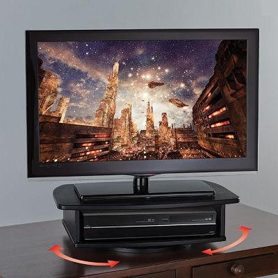 The 360 Degrees Swiveling TV Stand is capable of providing not just optimal television viewing experience but at the same time lessen TV viewers neck strains