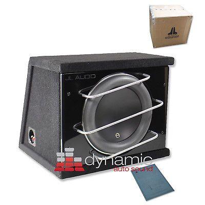 """JL AUDIO CLS113RG-W7AE ProWedge 13.5"""" Subwoofer Box 13W7AE Sub W7 1,500W New"""