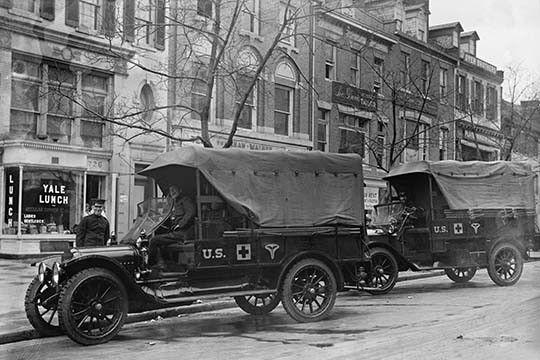 288 best OLD AMBULANCES images on Pinterest   Ambulance ...