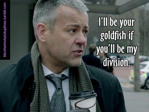 BBC Sherlock Pick-Up Lines