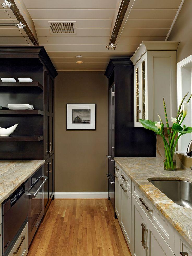 Kitchen Design Long Narrow Room: 10 Kitchen Design Ideas For Long Narrow Room