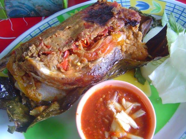 Variasi Penyajian Brengkes Ikan Patin