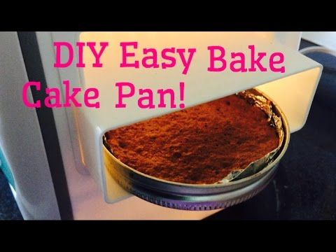 DIY Replacement Easy Bake Oven Pans- Budget101.com