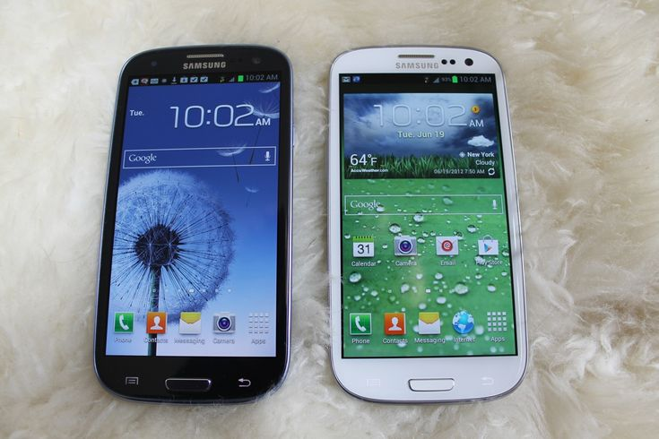 Samsung Galaxy S III Review: This Is The Phone You've Been Waiting For   TechCrunch