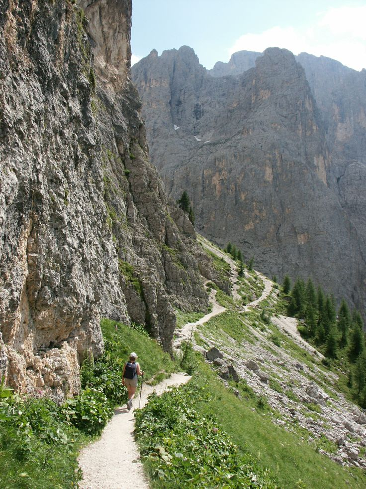 Südtirol , Dolomiten,