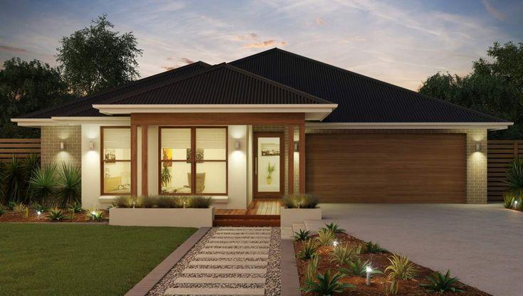 Essington facades mcdonald jones homes house for Mcdonalds exterior design