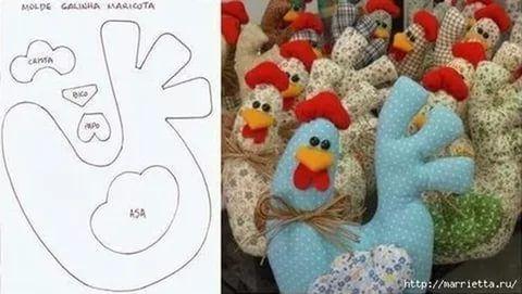 выкройка петуха игрушки: 13 тыс изображений найдено в Яндекс.Картинках