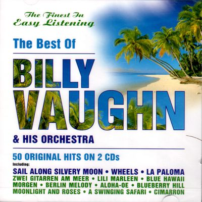 The Best Of Billy Vaughn (2-CD)- Billy Vaughn