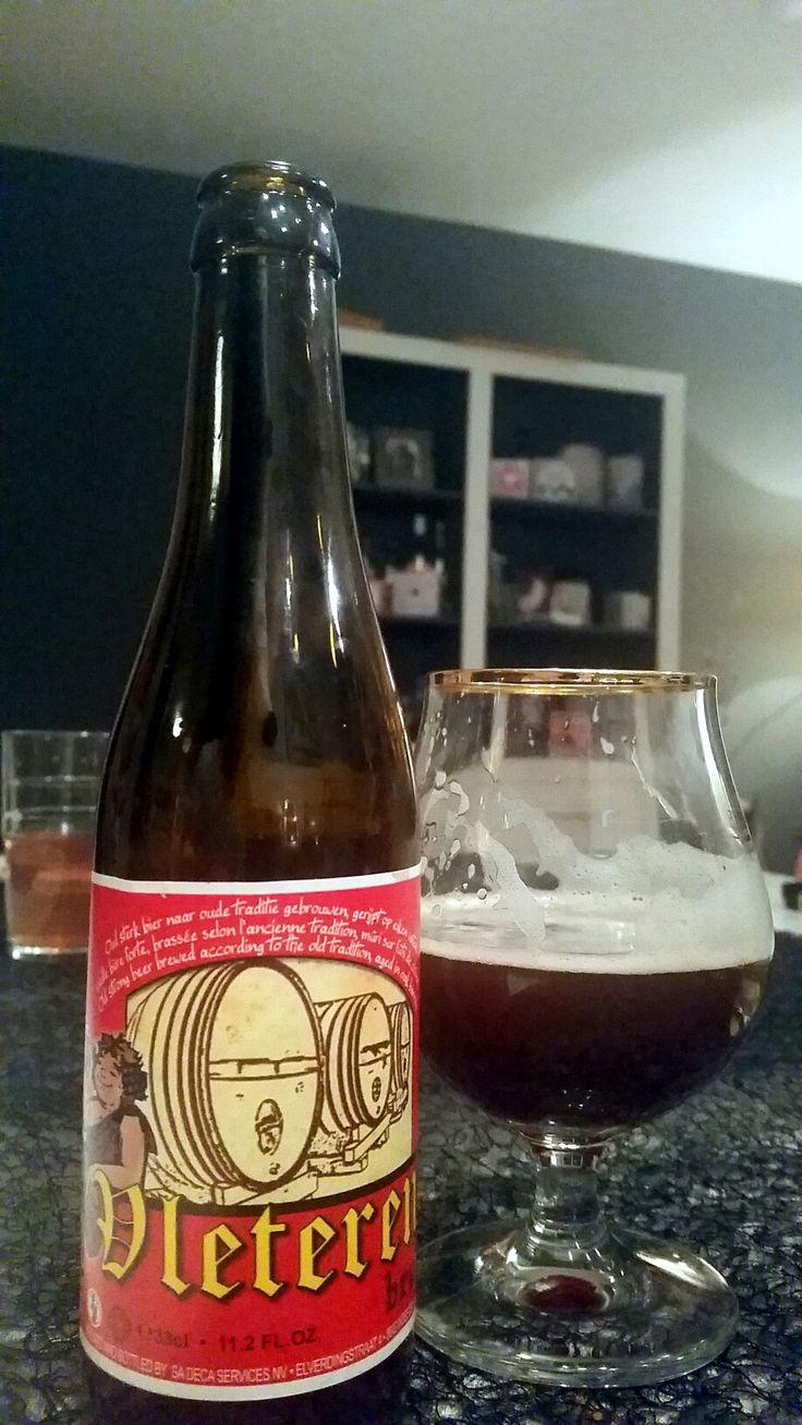 Beer, Vleteren~ Bruin 8,0%vol 33cl