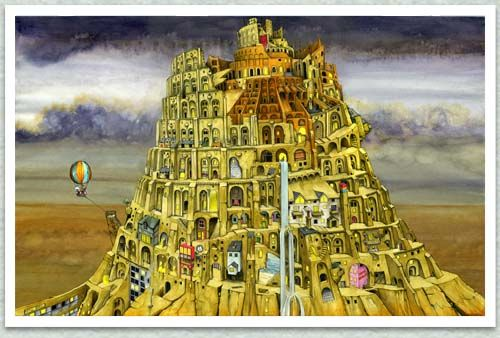 """colin thompson atlantis 