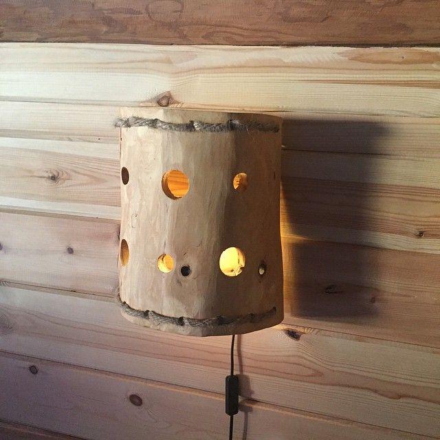 Светильники из дерево на заказ.  каштан, не склеенное чистое дерево. #поделки #светильники #рукоделие #ручнаяработа