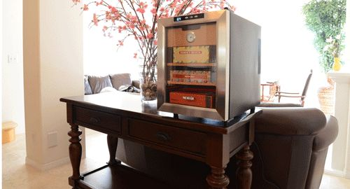Choosing the Right Cigar Humidifier for Your Humidor