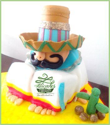 Mexican Cake Torta de Charrito Ponque Mexicano