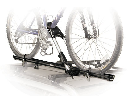 Thule 599XTR Big Mouth Bike Carrier: Roof Mount Bike Racks | Free Shipping at L.L.Bean