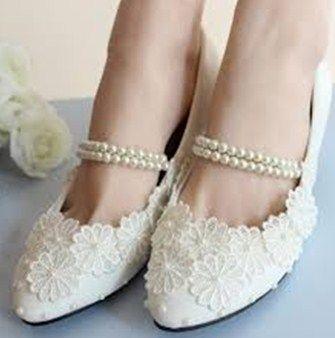 Model Sepatu Wanita Untuk Pesta Pernikahan