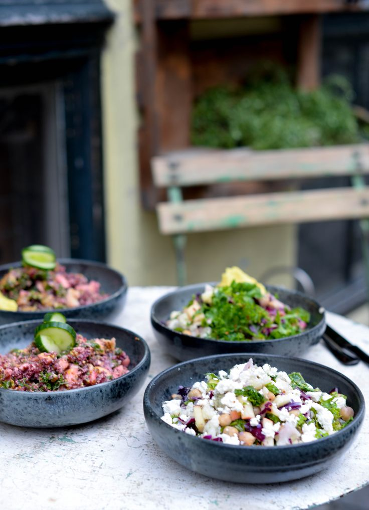 Guide til vegansk mad i København