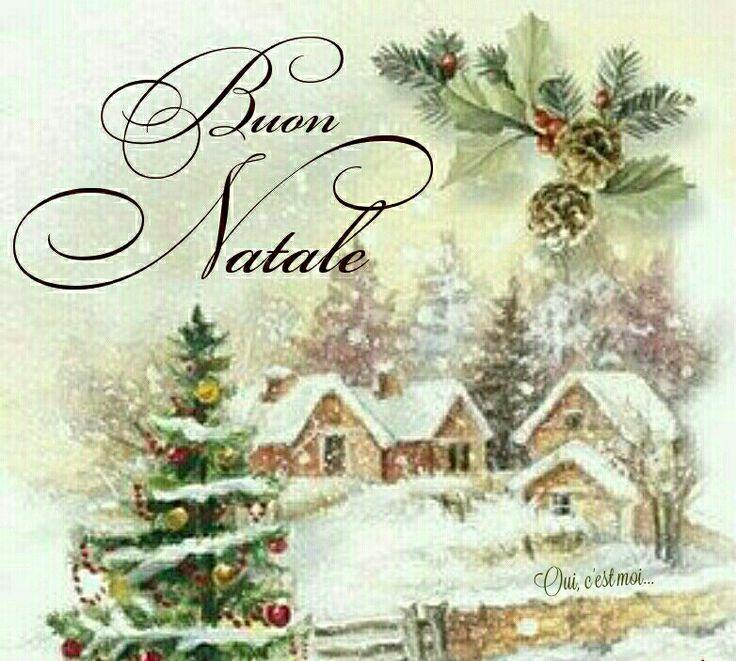 Buon Natale #natale ♡ Graziella ~ Oui, c'est moi...