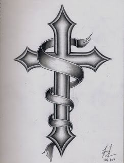 http://www.liketattoo.com/2013/05/tribal-cross-tattoos-for-men.html