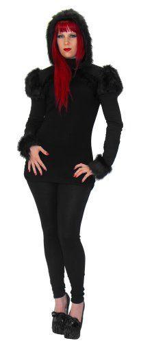 TOPSELLER! Necessary Evil Anahita Faux Fur Bolero $59.99
