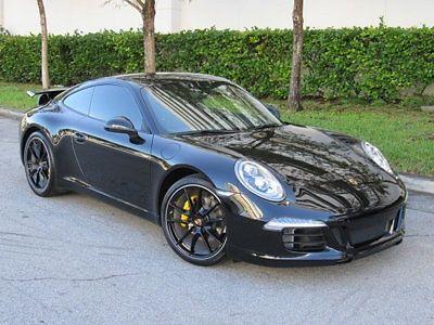 nice 2016 porsche 911 2dr coupe carrera black edition for sale view more at http - 911 Porsche Black