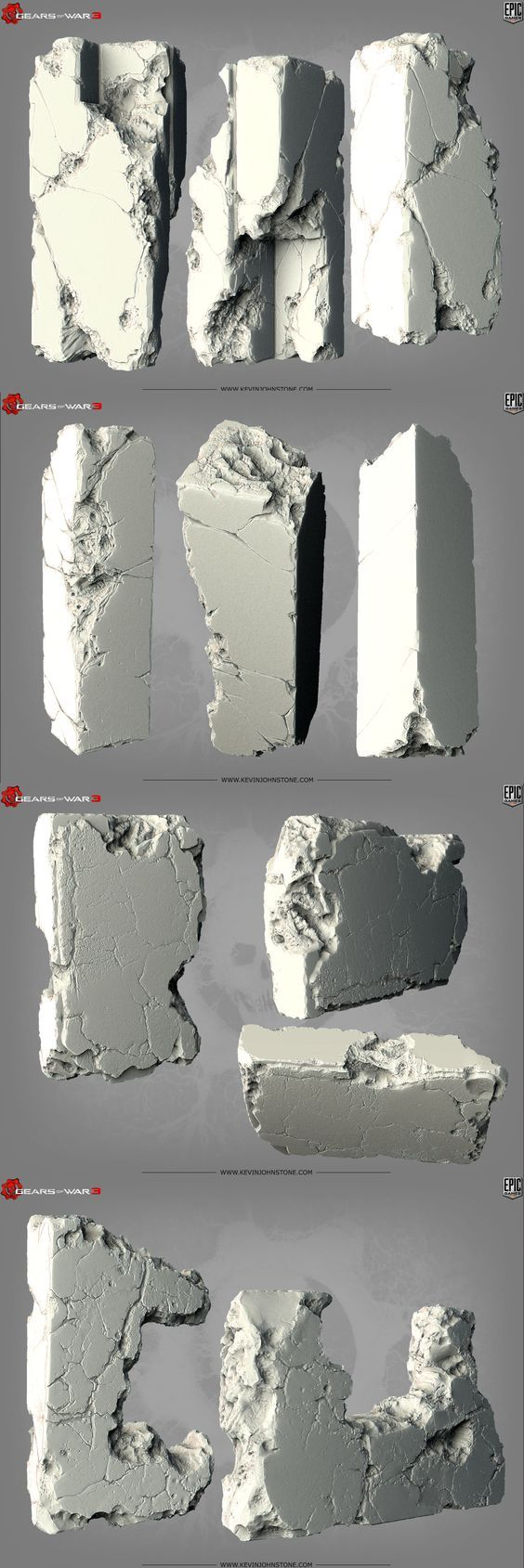 an in depth look at texturing using the deformation pane inside of zbrush: