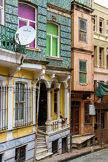 Fatih Streets, Istanbul, Turkey