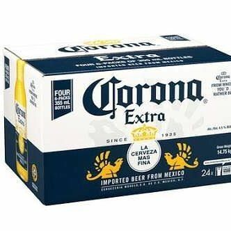 Corona Carton-$50. While stocks last!!