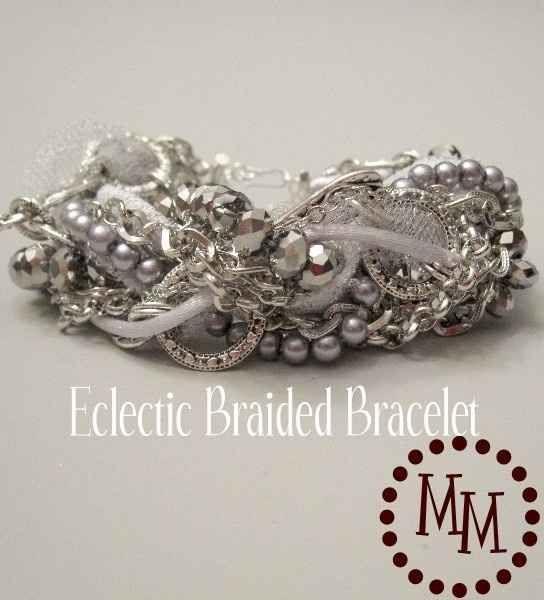 Loose Bead and Chain Braid