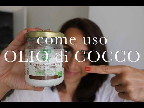 OLIO di COCCO come lo uso | nuova scoperta del periodo | AnnalisaSuperStar - YouTube