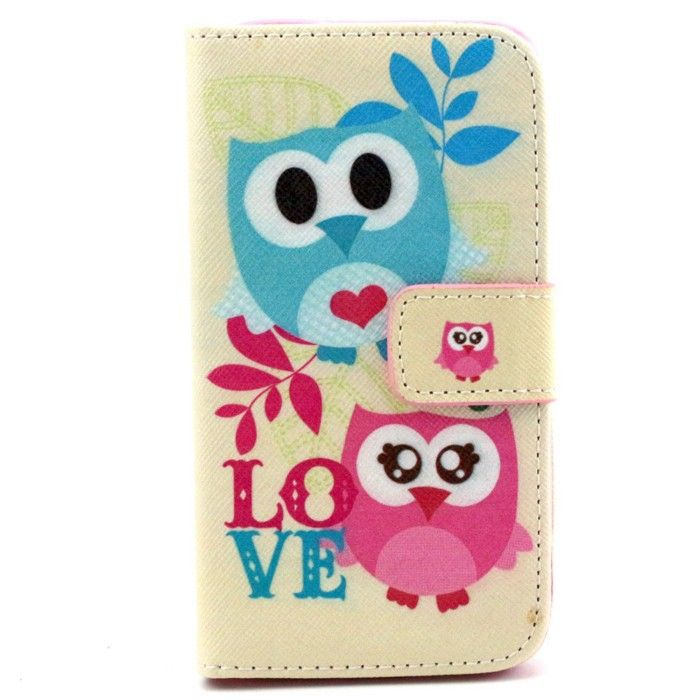 Cute Cartoon Flower Painted Dreamcather Pattern PU Leather Wallet Cover Case For LG L70 D320 D325 with Card Holder Phone Bag #Affiliate