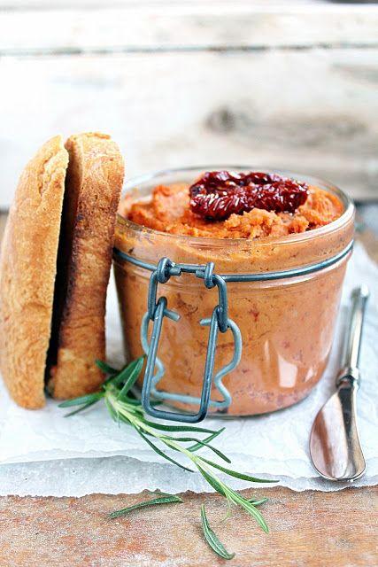 Kuchenne Love Story: Pasta pomidorowa do chleba
