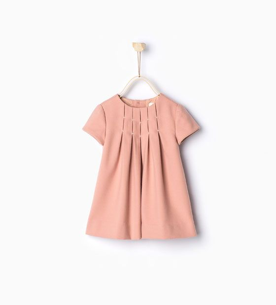 Image 1 of Gathered dress from Zara