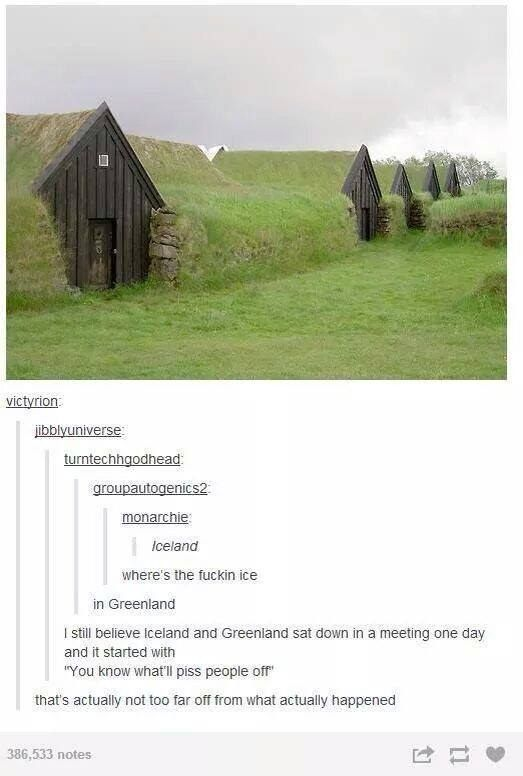 Nordic History:   21 Reasons Tumblr Is Better Than Public School