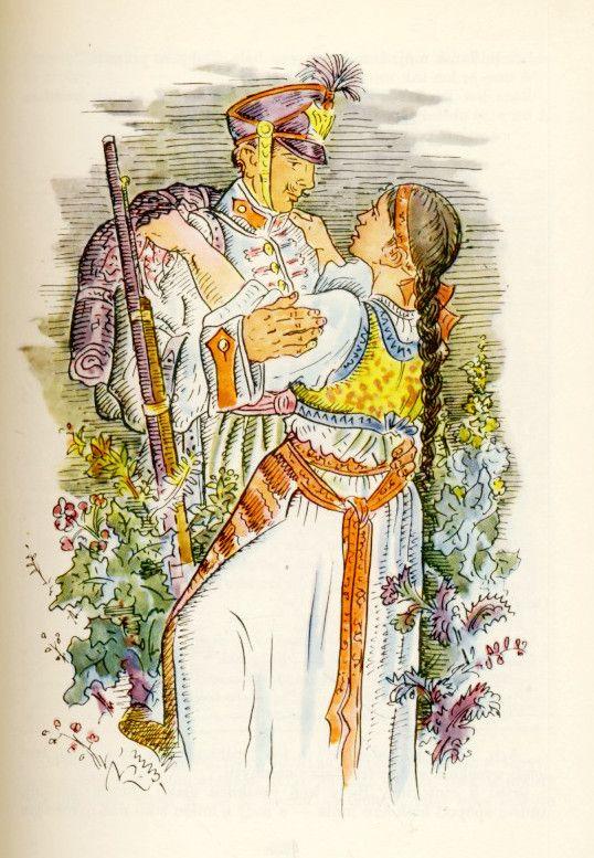 Prostonárodné slovenské povesti, Pavol Dobšinský, ilustrácie Martin Benka