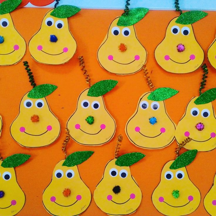 free-pear-craft | Crafts and Worksheets for Preschool,Toddler and Kindergarten