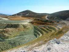 Impacto ambiental de la minería a cielo abierto | EROSKI CONSUMER