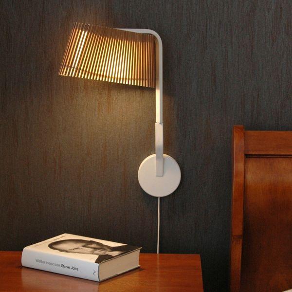 Secto Design Owalo 7030 wall lamp, natural | Wall lamps | Lighting | Finnish Design Shop